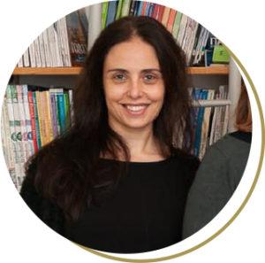 Francesca lerares Italiaanse lessen