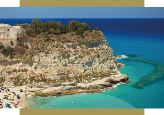 badplaats italie strand reizen